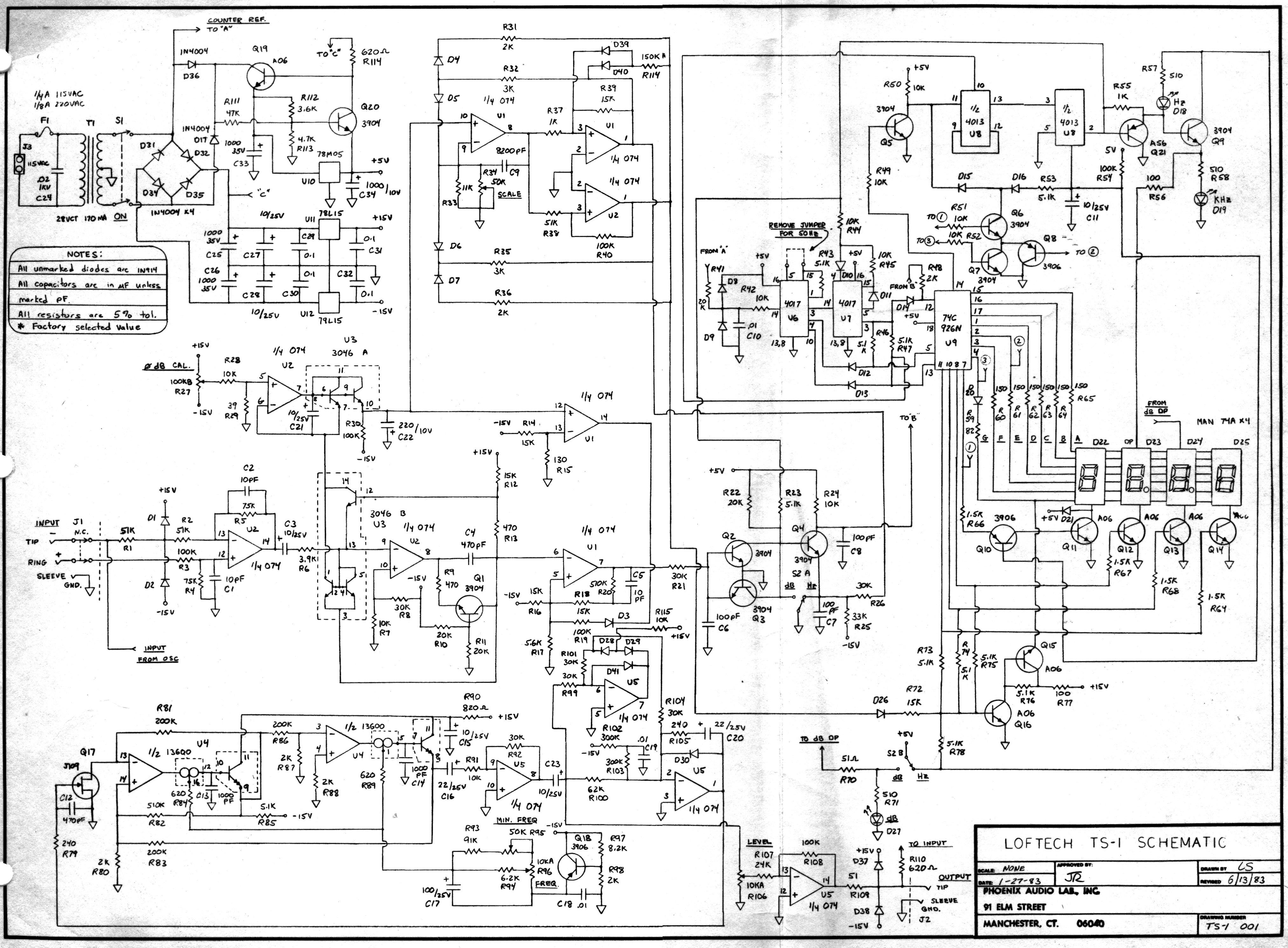 电路 电路图 电子 原理图 4051_2983