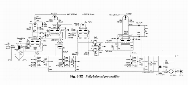 Morgan_Jones_Fully_Balanced_Tube_1995_Small Neve Preamp Schematic on analog 8 channel microphone, square wave, rack mount vocal,